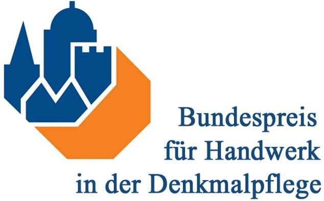 Logo Bundespreis für Handwerk und Denkmalpflege